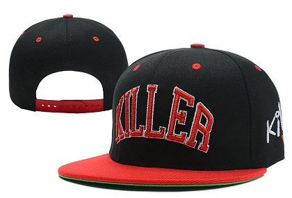 Kill Brand Killer Snapback Hat XDF